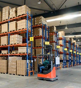 Overseas Warehousing Service