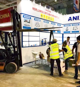 International Exhibition Logistics